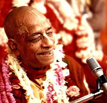 Sua Divina Grazia A.C. Bhaktivedanta Swami Prabhupada